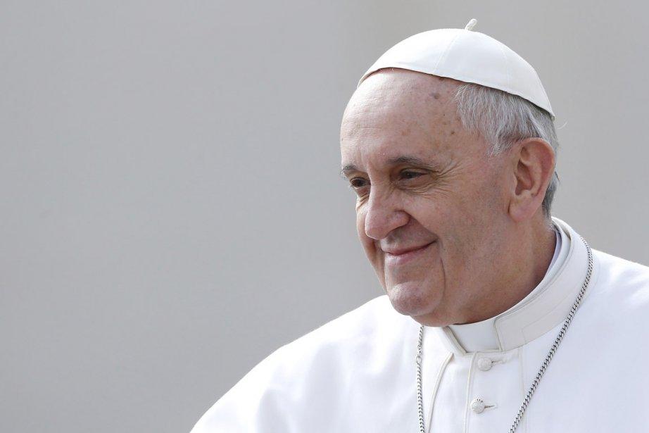 Au cours d'une intervention de Jorge Bergoglio pendant... (PHOTO TONY GENTILE, REUTERS)