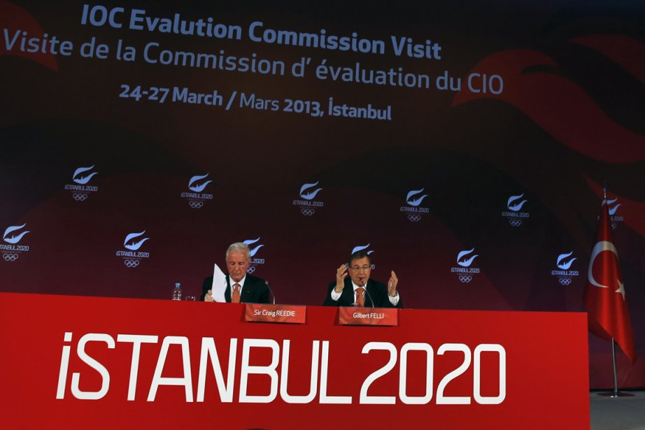 La commission d'évaluation du CIO a terminé mercredi... (Photo Murad Sezer, Reuters)
