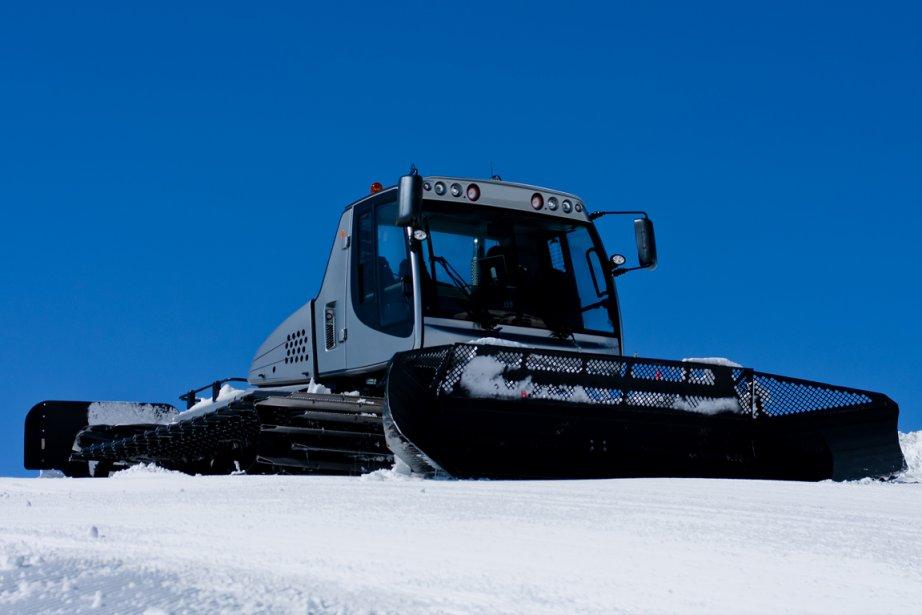 Samedi, la station Ski Bromont reçoit une compétition peu... (Photo photos.com)