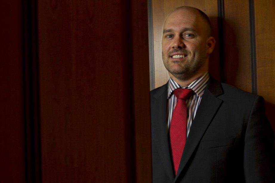 Éric Chamelot, vice-président adjoint, gestion de produits de... (Photo Olivier Jean, La Presse)