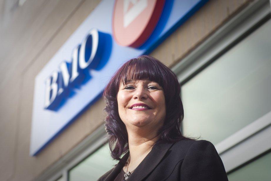 Lise Lefrançois, spécialiste hypothécaire, Groupe financier BMO.... (Photo André Pichette, La Presse)