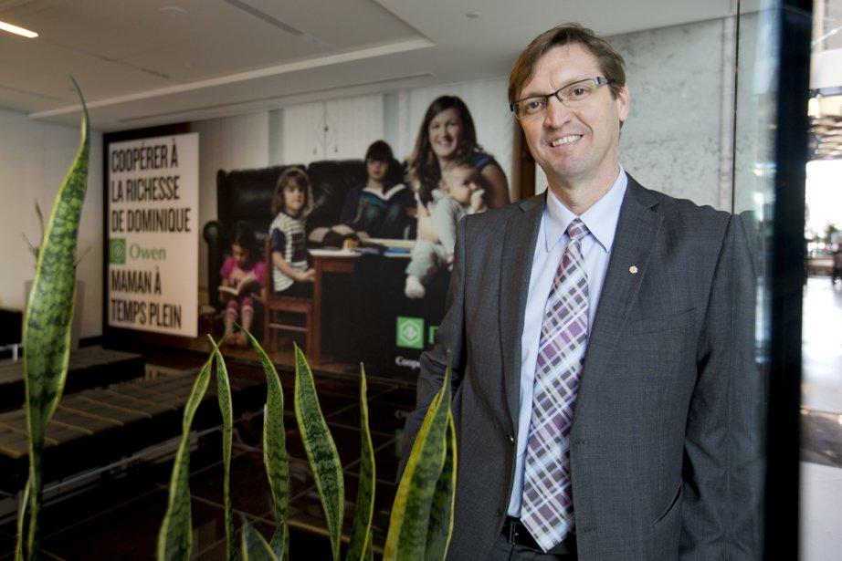 Nicolas Fréchette, conseiller principal, financement hypothécaire chez Desjardins,... (Photo Alain Roberge, La Presse)