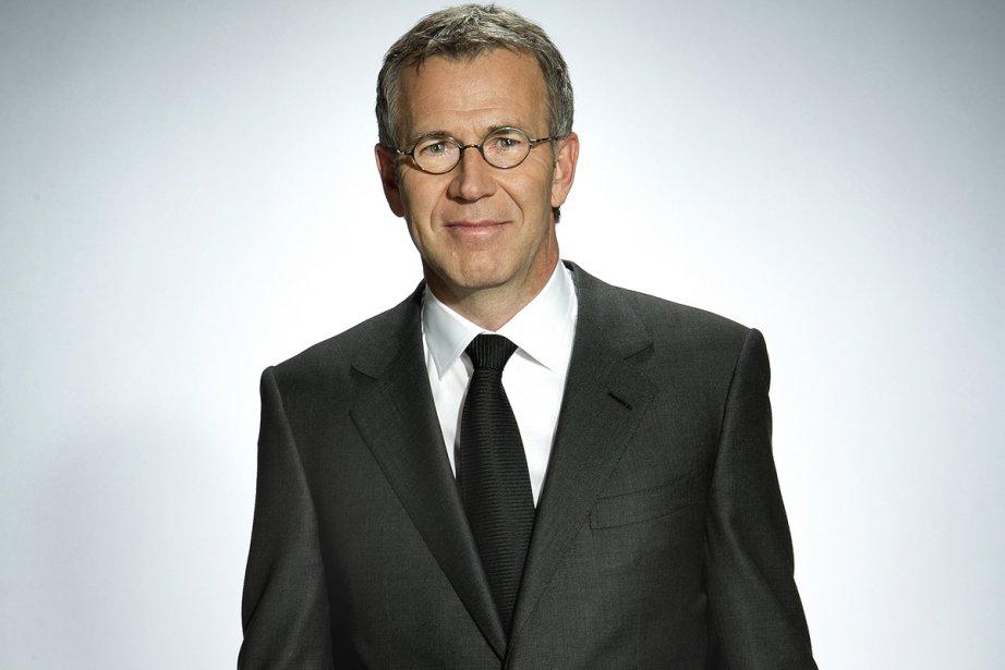 Guy Crevier, président et éditeur de La Presse... (Photo: La Presse)