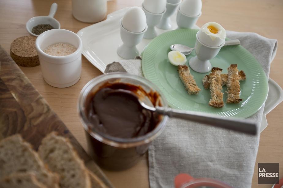 Pâte à tartiner au chocolat maison... (Photo Alain Roberge, La Presse)