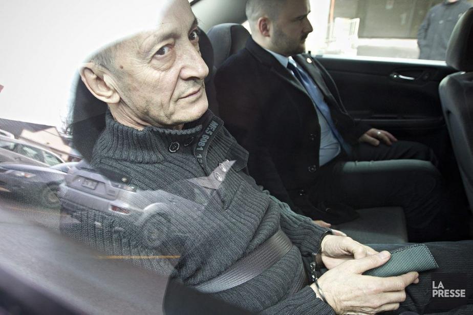 Pietro Magistrale... (Photo Patrick Sanfaçon, La Presse)