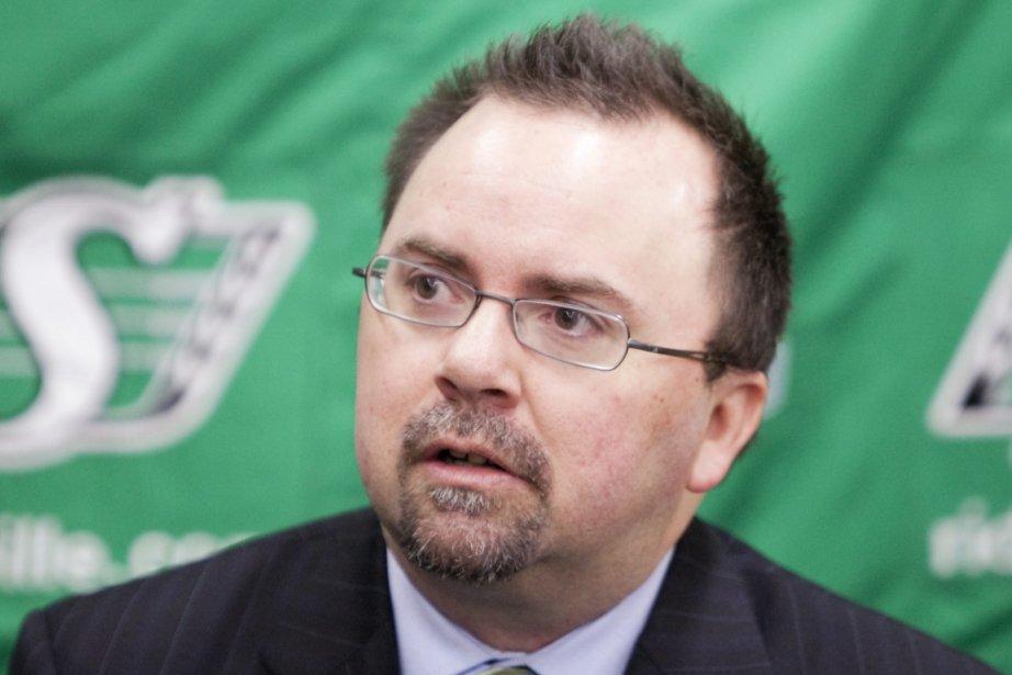 Le directeur général des Roughriders de la Saskatchewan,... (Photo Troy Fleece, PC)