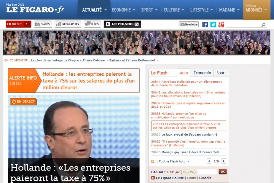 Le Figaro.fr...