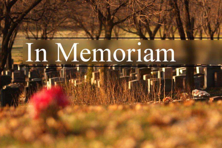 In Memoriam... (Photo: fournie par Historia)