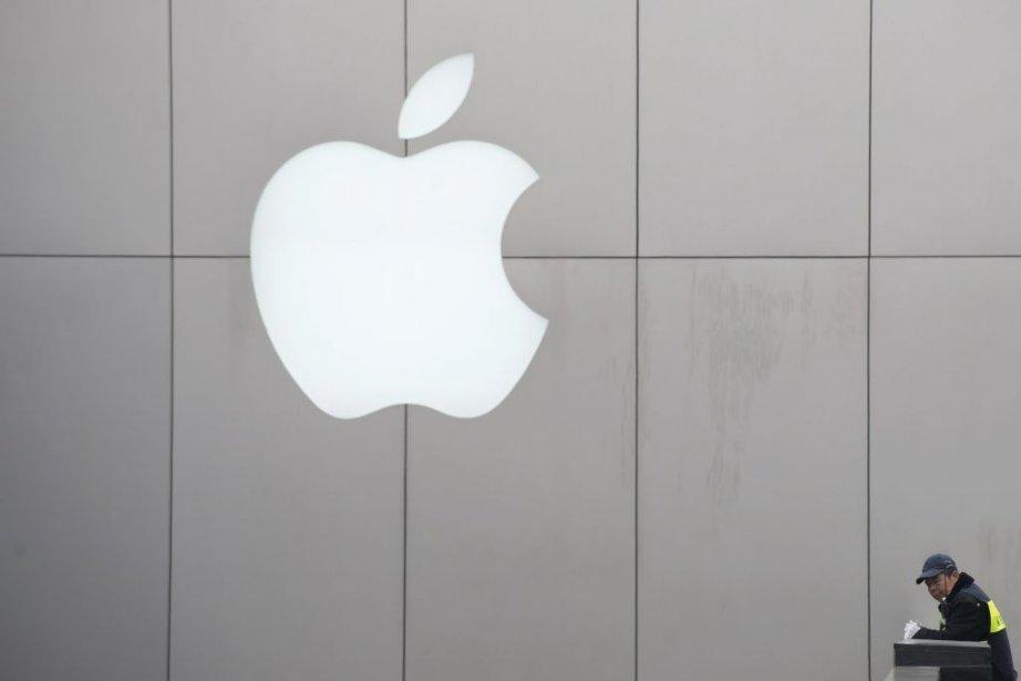 Le service après-vente d'Apple va faire... (Photo Ed Jones, Agence France-Presse)