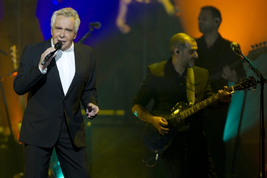 La voix a tenu le coup et longtemps:... (Photo Olivier Jean, La Presse)