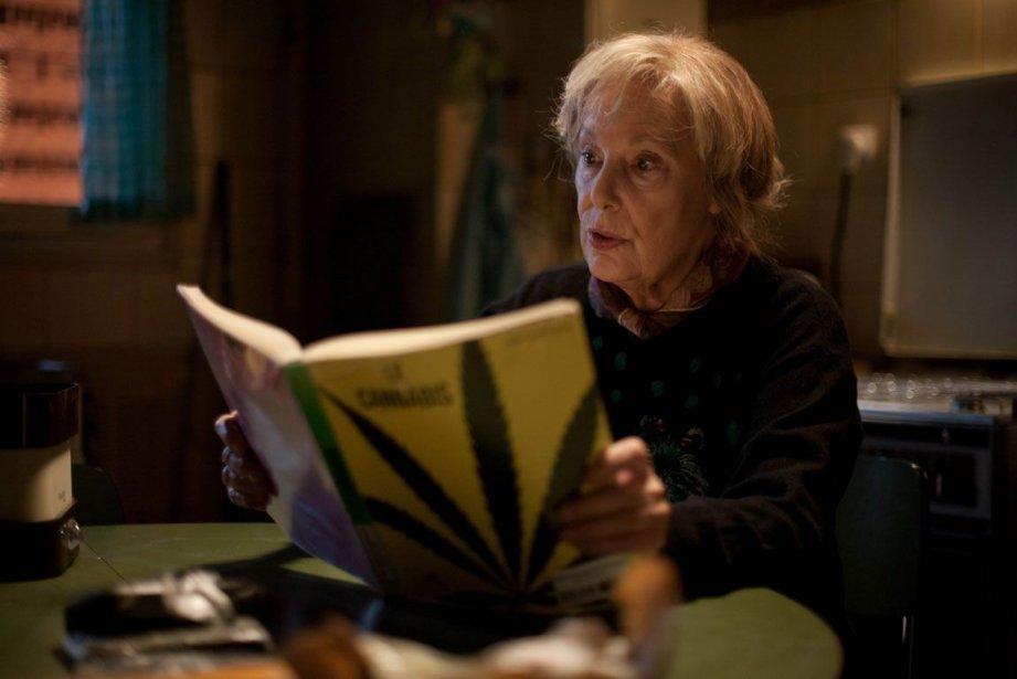 Le long métrage Paulette met en vedette Bernadette... (Courtoisie)