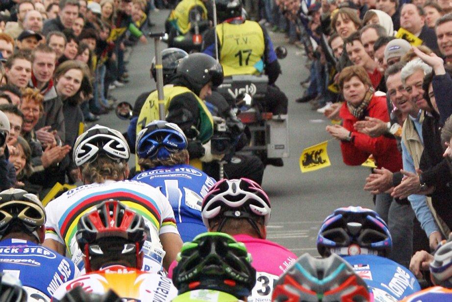 Année après année, le Tour des Flandres continue... (Photo : AFP)