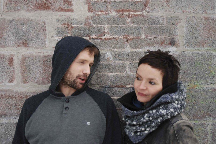 Émile Proulx-Cloutier et Anaïs Barbeau-Lavalette ont accepté dans... (Photo fournie par la production)