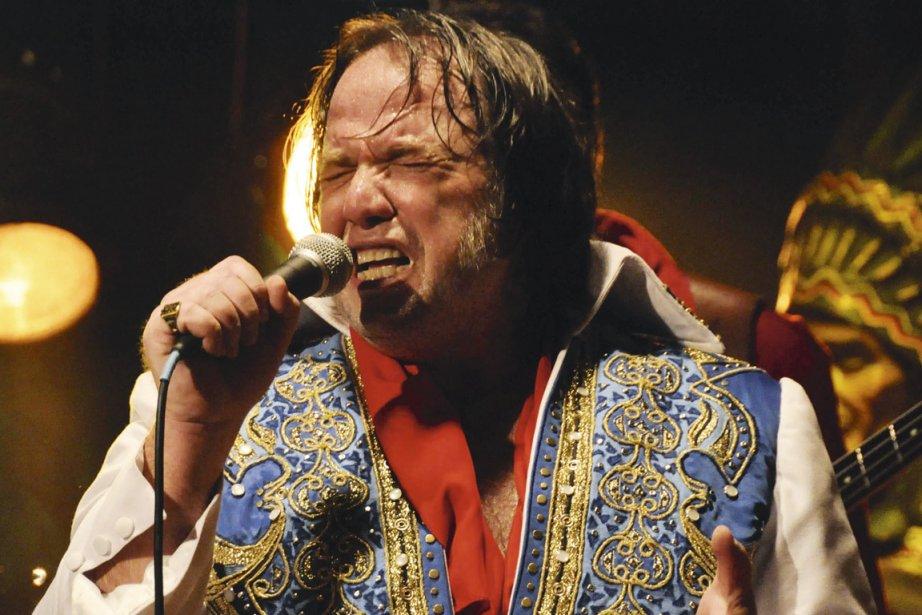 Ultimo Elvis raconte l'histoire d'un personnificateur d'Elvis, qui... (Photo fournie par le FCLM)