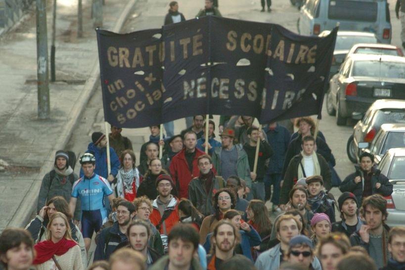 La fédération ontarienne rappelle qu'elle s'était montrée solidaire... (Photo Martin Chamberland, La Presse)