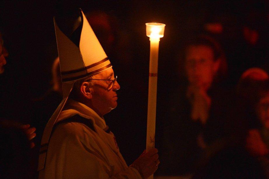 Le pape François a lancé samedi soir lors... (Photo Stefano Rellandini, REUTERS)