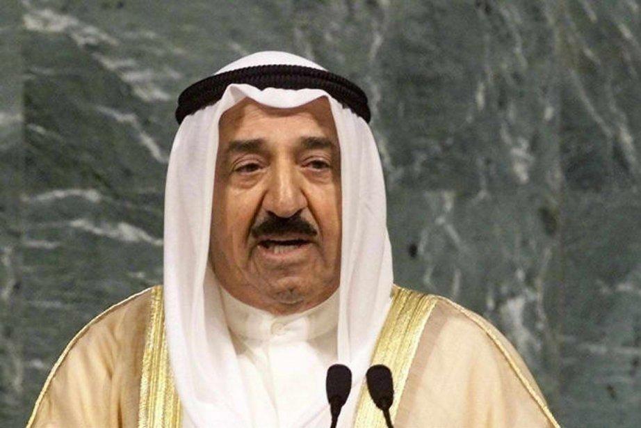 Lecheikh Sabah al-Ahmad Al-Sabah... (PHOTO TOM MIHALEK, ARCHIVES AFP)