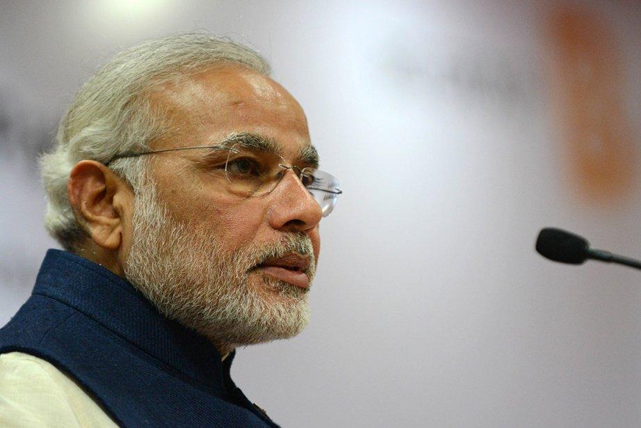 Narendra Modi... (Photo: archives AFP)