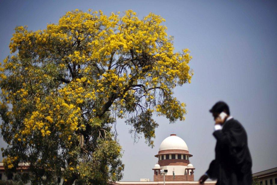 La Cour suprême de l'Inde a considéré que... (PHOTO ADNAN ABIDI, REUTERS)