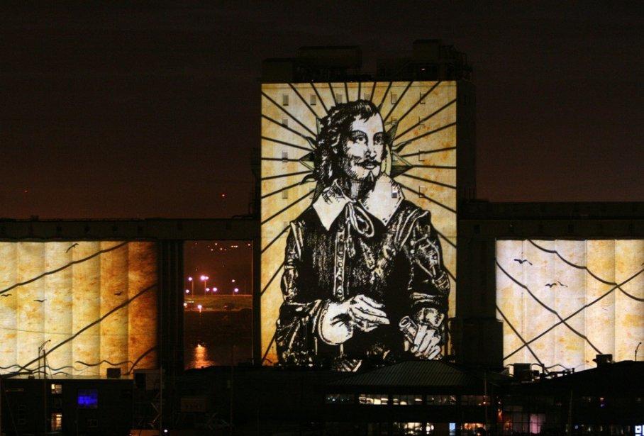 Le Moulin à images de Robert Lepage va... (Photo Mathieu Belanger, Reuters)