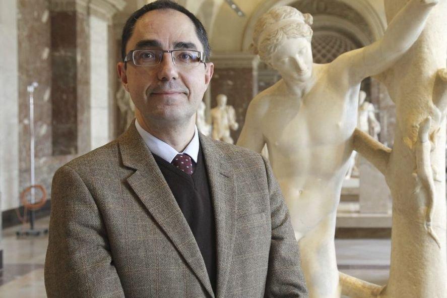 Jean-Luc Martinez, président du Louvre de Paris.... (Photo: AP)