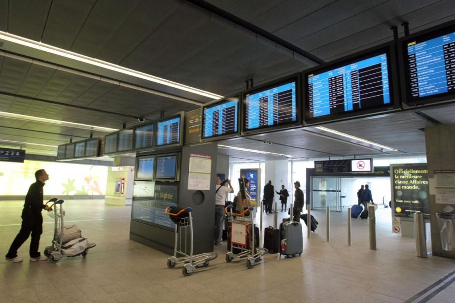 Le terminal 2 de l'aéroport Paris-Charles-de-Gaulle.... (Photo Pierre Verdy, archives AFP)