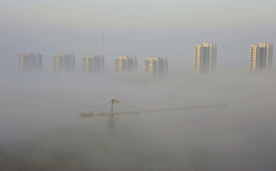 Construction d'un complexe résidentiel à Shenyang en Chine... | 2013-04-05 00:00:00.000