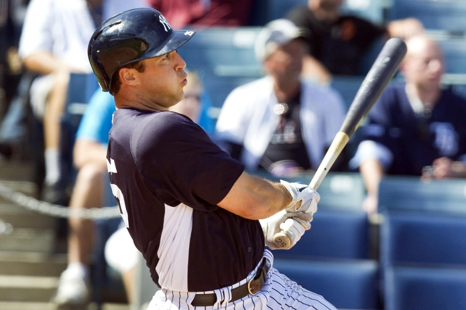 Mark Teixeira... (Photo Fred Thornhill, archives Reuters)