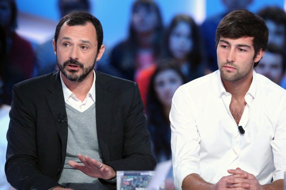 Le producteur de l'émission Koh-Lanta (version française de... (Photo Thomas Samson, Agence France-Presse)