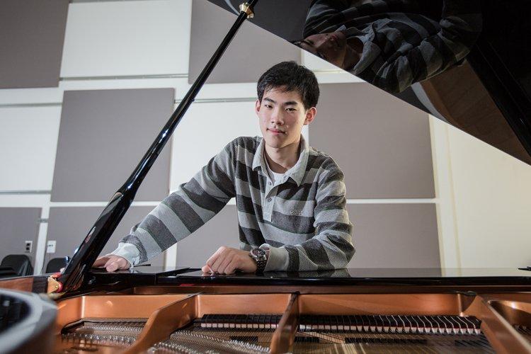 Xiaoyu Liu... (Photo: Édouard Plante-Fréchette, La Presse)