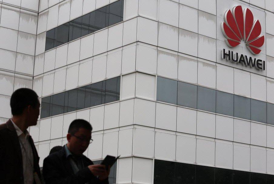 L'équipementier chinois en télécommunications Huawei a annoncé lundi une hausse...