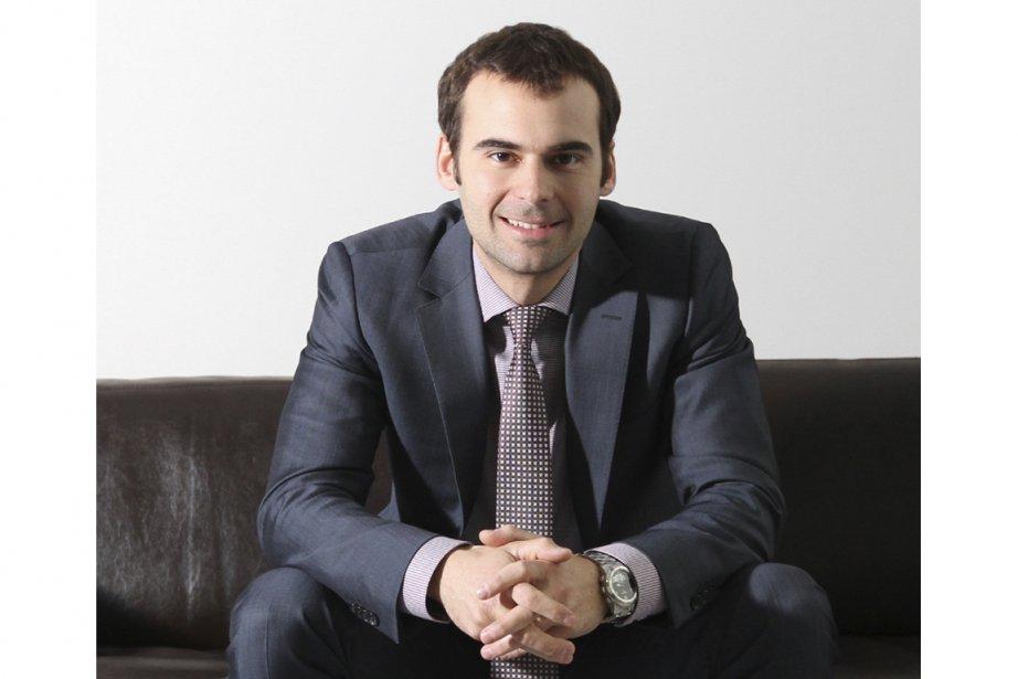 M. Hugues Foltz, président de la PME Ellicom,... (Photo Stéphane Champagne, collaboration spéciale)