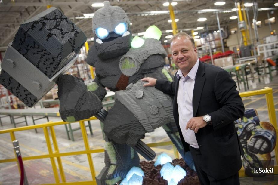 Marc Bertrand, PDG de MEGA Brands.... (Photothèque Le Soleil)