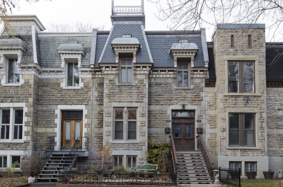 Le patrimoine bâti résidentiel de Montréal n'a pas toujours droit au meilleur...