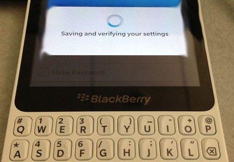 Le téléphone abordable que BlackBerry prévoit bientôt de lancer disposera d'un...