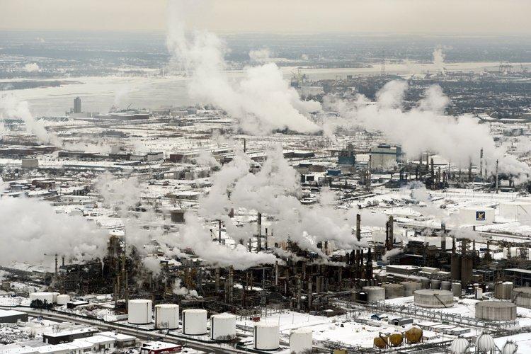 Le Vermont soutient que l'inversion du pipeline Enbridge... (Photo: Bernard Brault, archives La Presse)