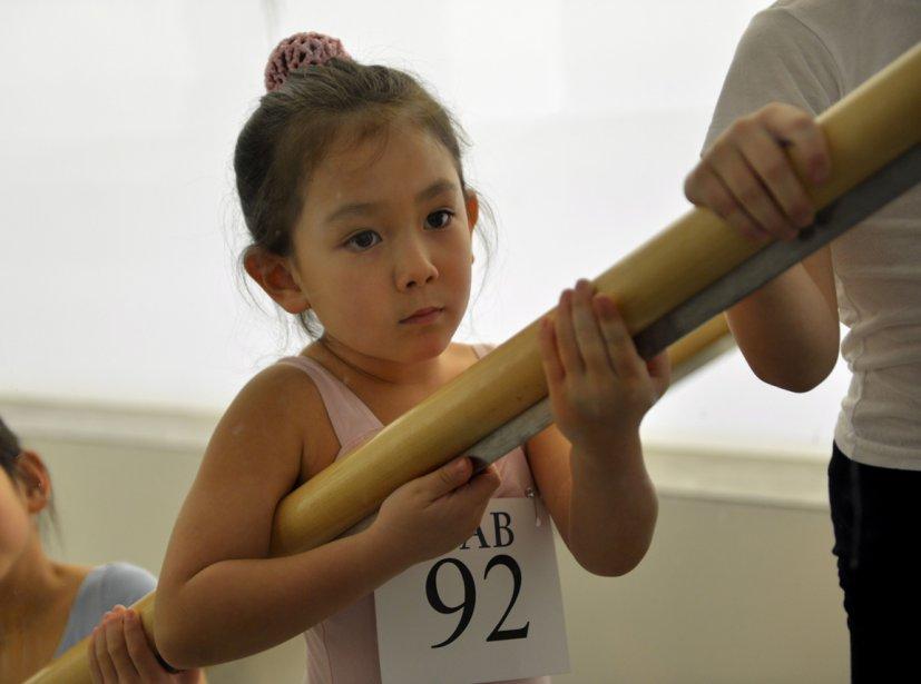 Ils étaient 100 enfants de six ans à  participer aux auditions. | 9 avril 2013