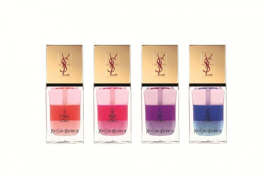 La Laque Couture Tie & Dye d'Yves Saint... (Photo Relaxnews/L'Oréal)