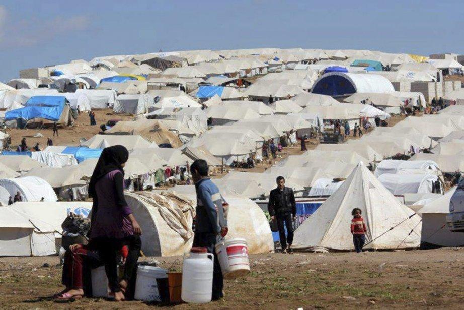 Au total, selon l'ONU, environ 1,3 million de... (Photo d'archives)