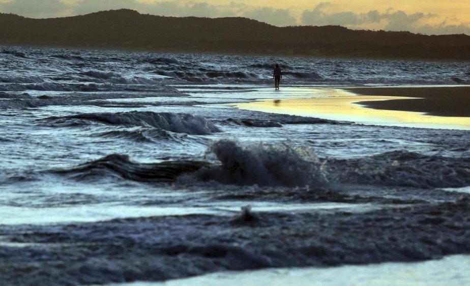 La Plage de Shela sur l'ile de Lamu | 10 avril 2013
