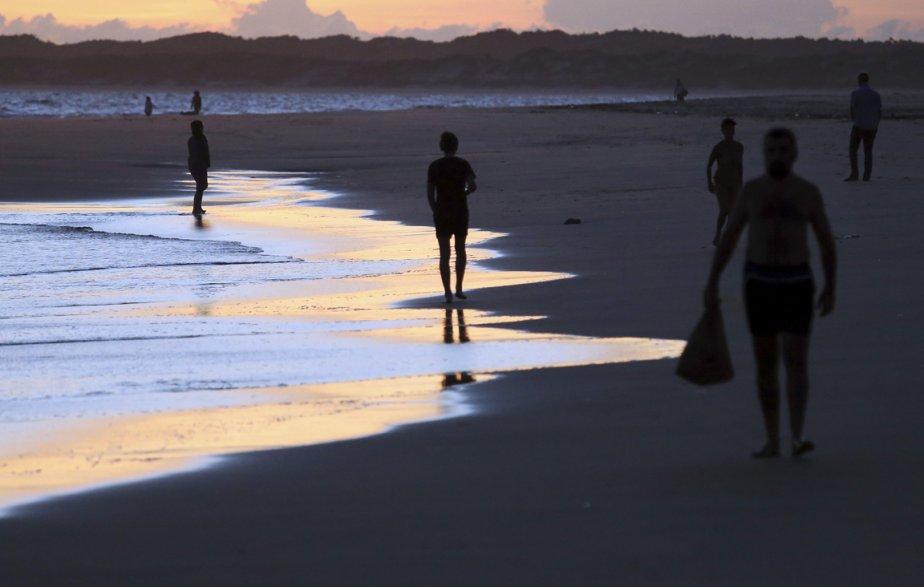 La Plage de Shela sur lïle de Lamu | 10 avril 2013