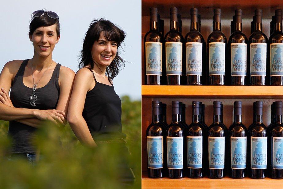 Cassis Monna et filles, de Catherine et Anne Monna, s'est... | 2013-04-10 00:00:00.000