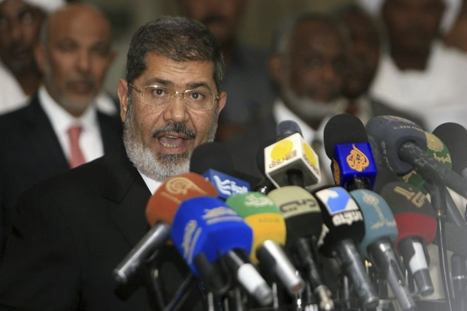 Pendant sa campagne, Mohamed Morsi s'était engagé à... (PHOTO ASHRAF SHAZLY, AFP)