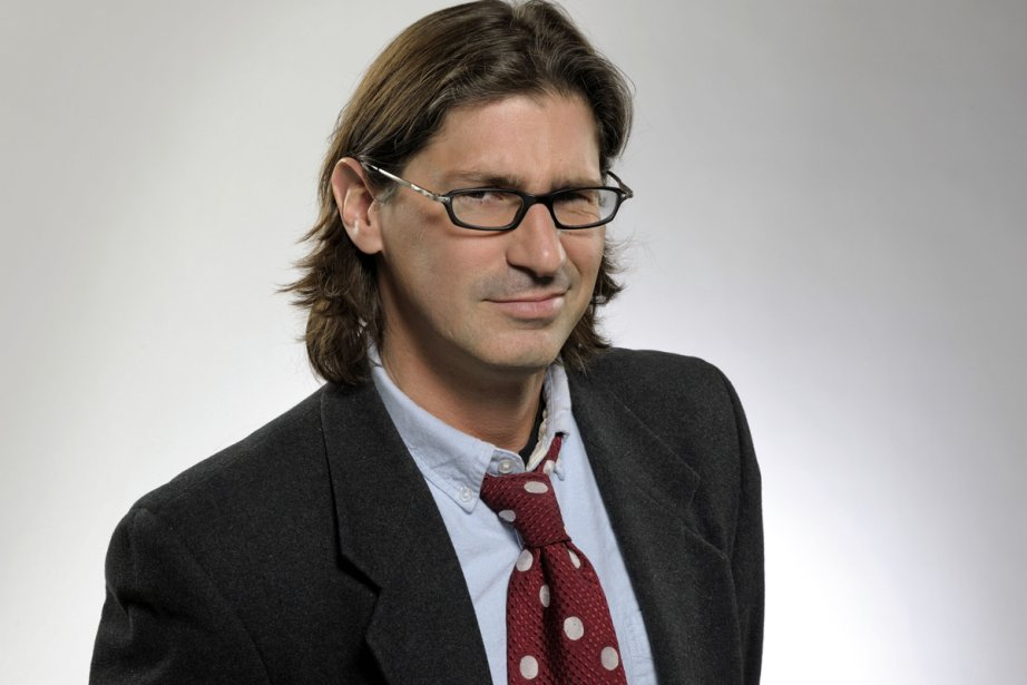 Jean-René Dufort ... (Photo: fournie par Radio-Canada)