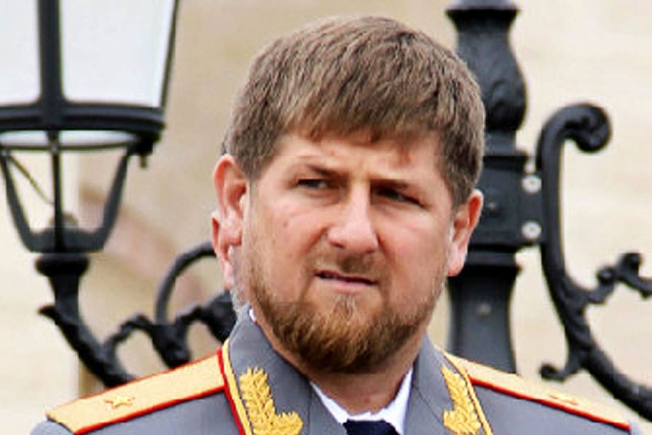 Le président tchétchène Ramzan Kadyrov.... (Photo: AFP)