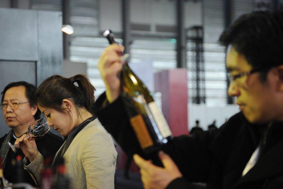 La Chine et Hong-Kong sont devenus le troisième... (PHOTO PETER PARKS, AFP)