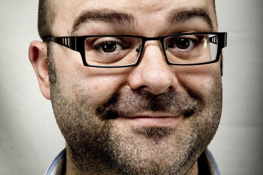 Laurent Paquin... (photo archives La Presse)