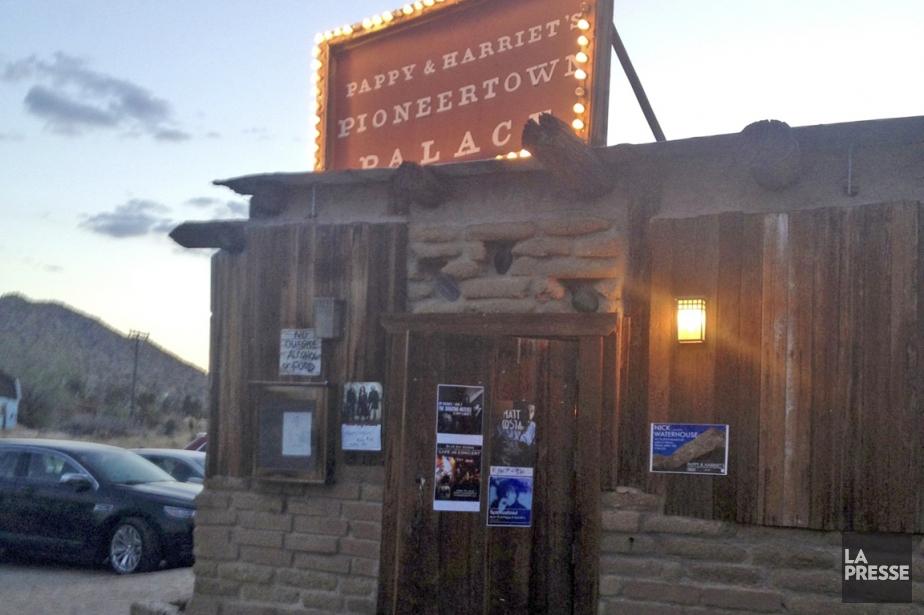 Le bar Pappy & Harriet's est un lieu... (PHOTO ÉMILIE CÔTÉ, LA PRESSE)