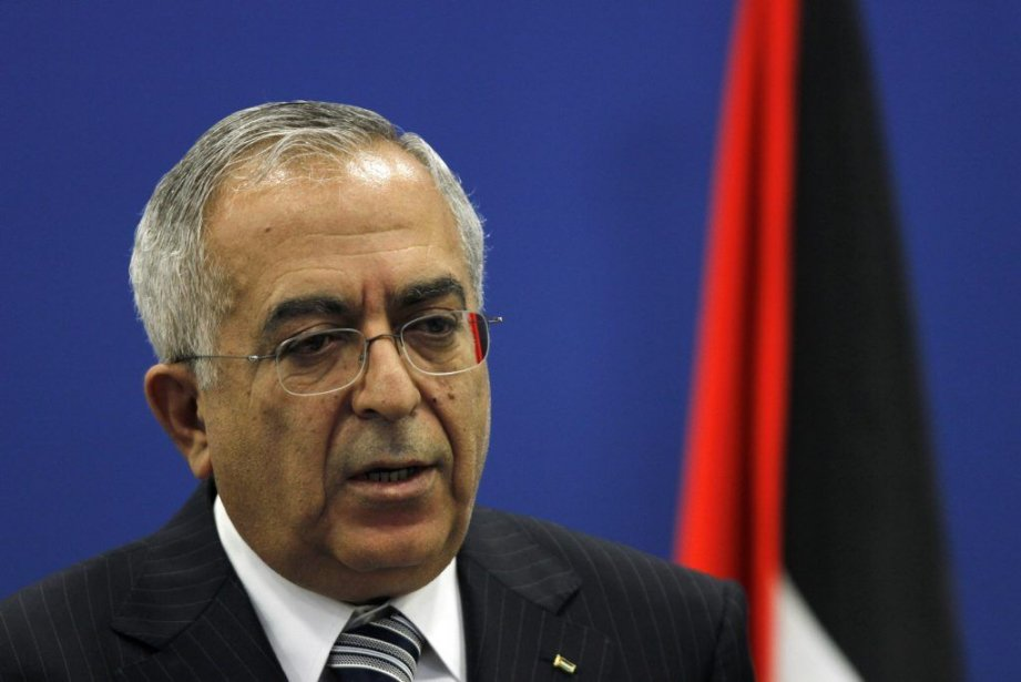M. Fayyad a présenté sa démission samedi au... (PHOTO MOHAMAD TOROKMAN, REUTERS)