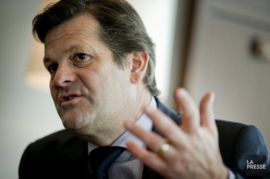 Pierre Beaudoin...